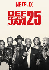 Def Comedy Jam 25 Netflix IN (India)