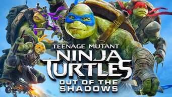 Is Teenage Mutant Ninja Turtles 2 2016 On Netflix Finland