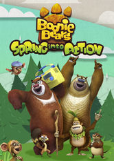 Boonie Bears: Spring Into Action
