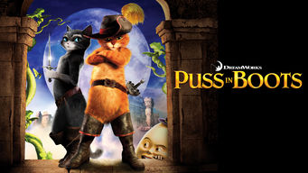 Is Puss In Boots 2011 On Netflix Israel