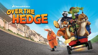 Is Over The Hedge 2006 On Netflix Hong Kong