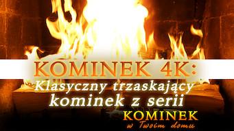 Kominek 4K: Klasyczny trzaskający kominek zserii Kominek wTwoim domu (2015)