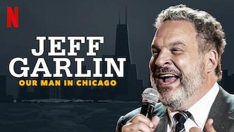 Jeff Garlin: Our Man In Chicago (2019)