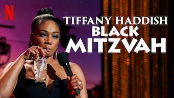 Tiffany Haddish: Black Mitzvah (2019)