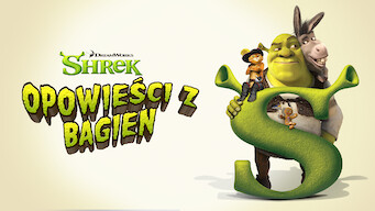 Shrek's — opowieści zbagien (2008)