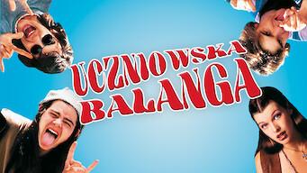 Uczniowska balanga (1993)