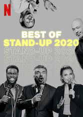 Search netflix Best of Stand-Up 2020